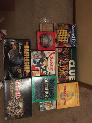 Board games and Card Games for Sale in Riverside, CA