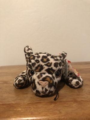 "Original Beanie Baby ""Freckles"" (Leopard Creature) for Sale in Berkeley, CA"