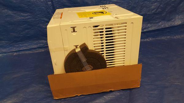 Wall/Window 5000 BTU AC unit, brand new in box!!!!