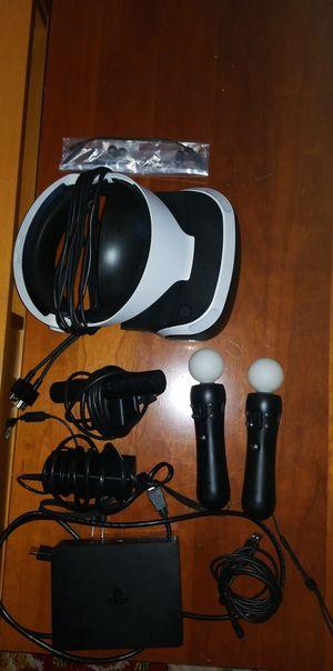 PSVR v2 Full Setup for Sale in Portland, OR