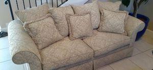 Fabric couch for Sale in Miami, FL