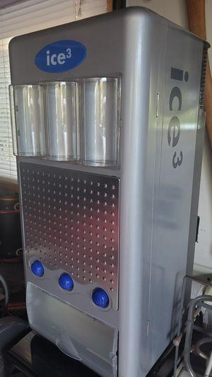 Ice 3 personal 15 can pop dispensing vending machine for Sale in Morton Grove, IL