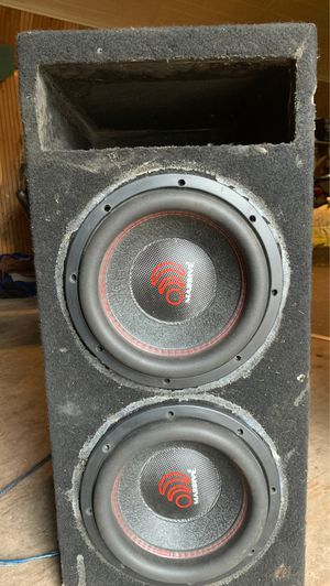 Speaker box for Sale in Beaumont, TX