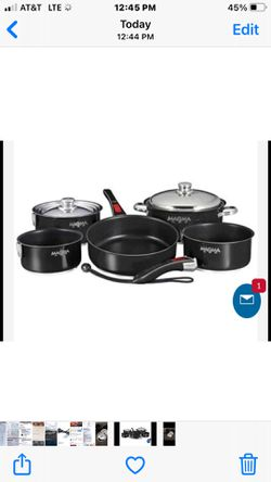 Magma RV Nesting Induction Cookware Used for Sale in Macedon,  NY