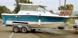 Bayliner. 21.5 trophy 4 cyc. Rebuilt motor..ready. ***fish!! for Sale in Antioch, CA