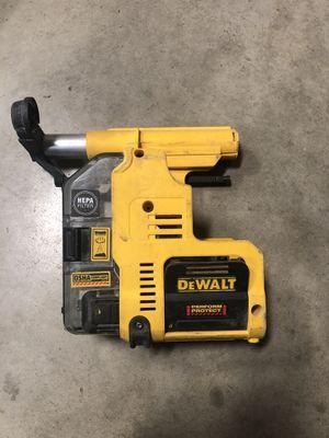 Dewalt dust extractor for Sale in Salinas, CA