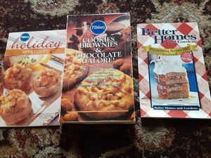 7 COOKBOOKS for Sale in San Diego, CA