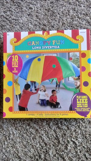 Canopy Fun Game for Sale in High Point, NC