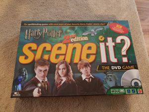 Scene It Harry Potter 2nd Edition DVD Game for Sale in Victoria, TX