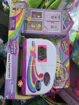 Shopkins happy camper van for Sale in Pinellas Park, FL