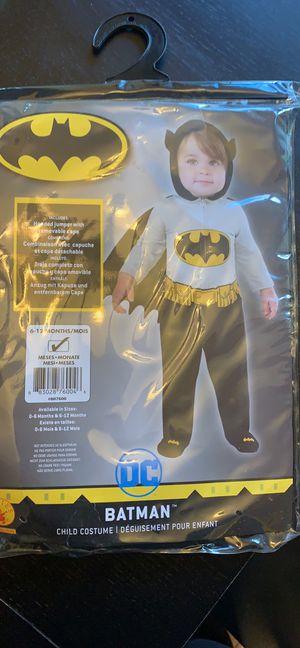 Toddler Batman Costume for Sale in Evesham Township, NJ