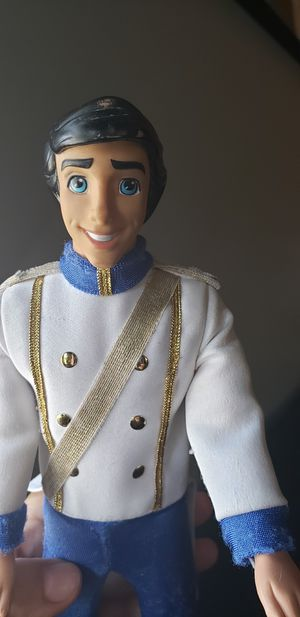the little mermaid wedding prince Eric barbie doll 1968 for Sale in Rosedale, MD