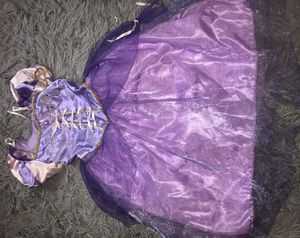Rapunzel costume dress for Sale in Pittsburg, CA