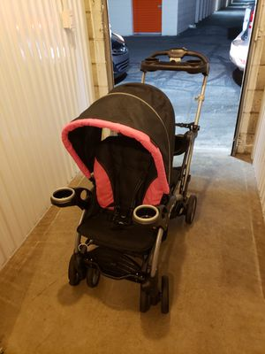 Stand up double stroller for Sale in Pomona, CA