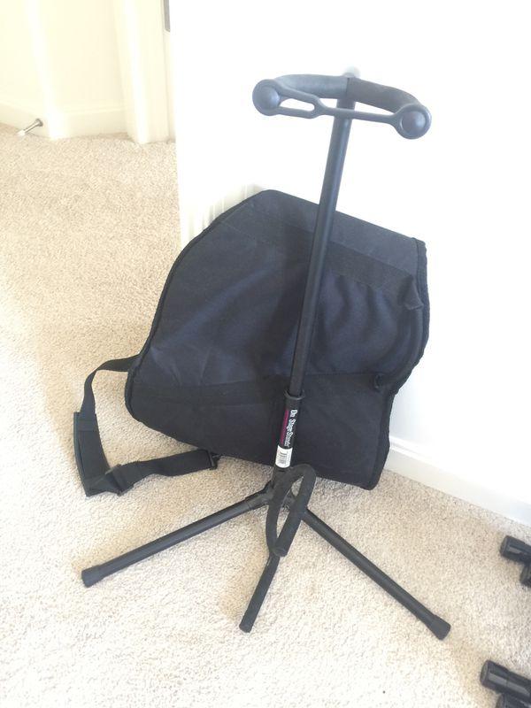 Guitar Stand & Guitar Bag