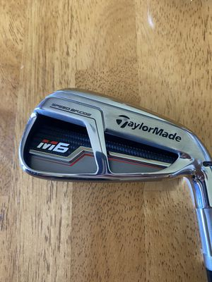 Like new Taylormade M6 4 iron, regular flex. 80.00 for Sale in Yelm, WA