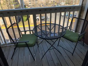 Balcony/Patio Furniture for Sale in Silver Spring, MD