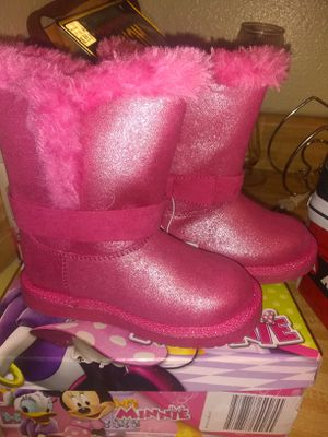Little Girls boots and Boys shoes for Sale in Albuquerque, NM