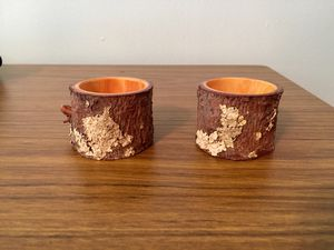 Hand made tea light candle holders for Sale in Grantsville, WV