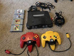 Nintendo 64 & Nintendo GameCube for Sale in Vienna, VA