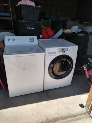 Washer and dryer set for Sale in Fresno, CA