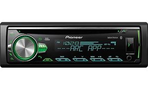 Pioneer DEH-s5000BT CD RDS RECEIVER RADIO BLUETOOTH USB for Sale in Rancho Cucamonga, CA