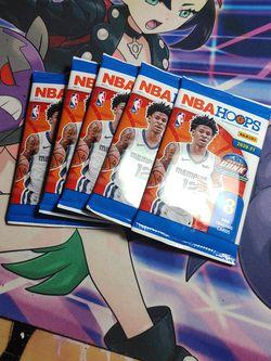 Nba Hoops Packs for Sale in Auburn,  WA