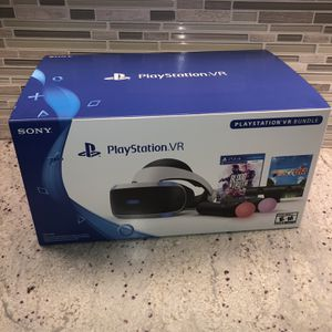 PS4 VR Bundle for Sale in Lockport, IL
