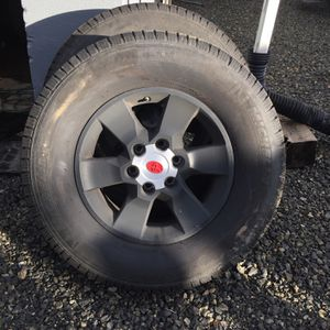 Wheels And Tires for Sale in Montesano, WA