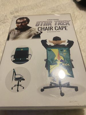 Chair Cape for Sale in Mountain House, CA
