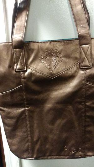 Nicole Riche bronze Tote Bag for Sale in Nutley, NJ