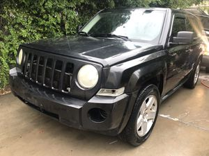 2008 Jeep Patriot for Sale in San Diego, CA