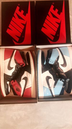 JORDAN 1's (read description) for Sale in Chicago, IL