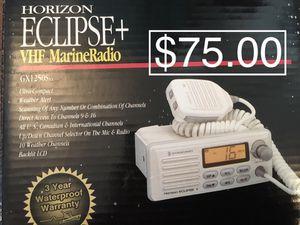 VHF Marine Radio - Horizon Eclipse+ GX1250saa for Sale in North Fort Myers, FL