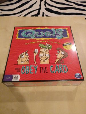 Quelf Board Game Brand New and Sealed for Sale in Houston, TX