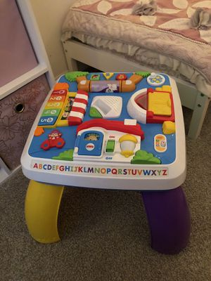 Toy table for Sale in Rolling Meadows, IL