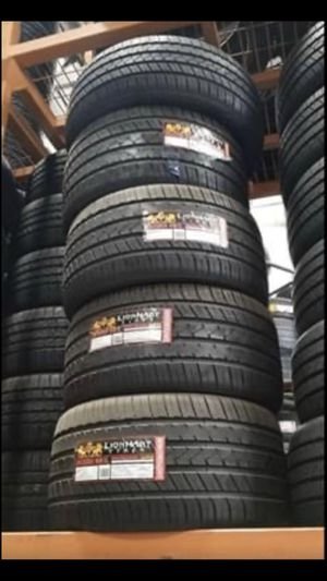 "14"" 15"" 16"" 17"" 18"" 19"" 20"" 22"" 24"" 26"" LIONHART Tires • BRAND NEW • All Sizes Wholesale •14"" Pricing Starting @ $39 Each for Sale in La Habra, CA"