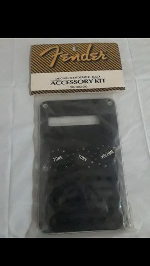 Fender Strat accessory kit🎸 Customize your axe! for Sale in Milpitas, CA