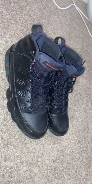 Jordan retro 9s for Sale in Montebello, CA