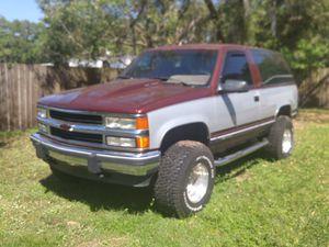 1994 Chevy blazer for Sale in Valrico, FL