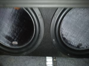 "10Reviews American Bass XR-15D2 15"" 3,000 Watts Max Power Dual 2 Ohm Car Subwoofer    for Sale in Phoenix, AZ"