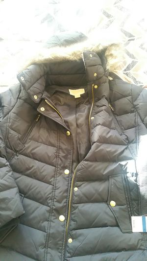 Dark navy blue coat Michael Kors for Sale in Camden, NJ