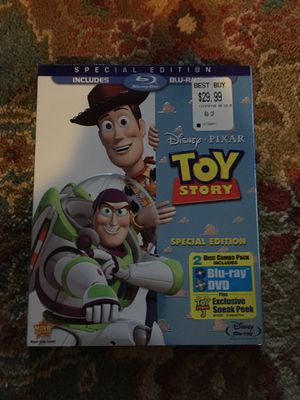 Toy Story Blu-ray And DVD for Sale in Chicago, IL