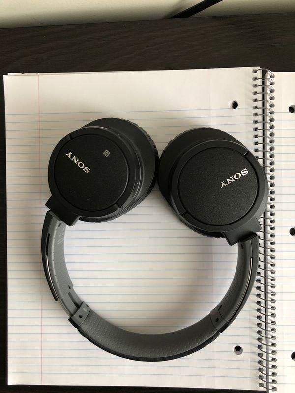 Sony Wireless Bluetooth Headphone