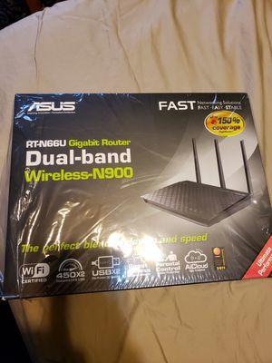 ASUS RT-N66U Dual-Band Wireless-N900 Gigabit for Sale in Las Vegas, NV