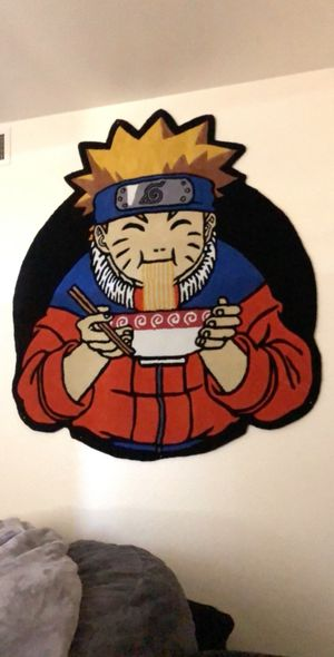 Hypland Naruto Rug for Sale in Mesa, AZ
