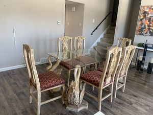 Swan Base Dining Table for Sale in Denver, CO