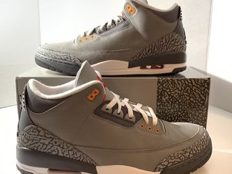 Air Jordan 3 - Cool Grey (Men's Size 13) for Sale in Raleigh,  NC