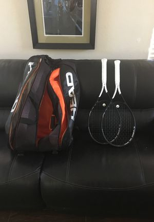 Rackets head with a new bag head 2019 for Sale in Henderson, NV