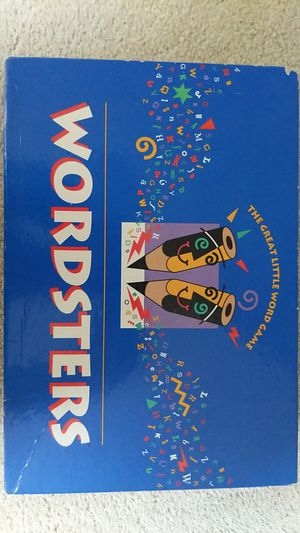 Wordsters game for Sale in Issaquah, WA